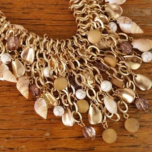Sonoma Jewelry - NWT Sonoma Shells Statement Necklace